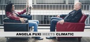 ANGELA PUXI meets CLIMATIC Flyer front NEU